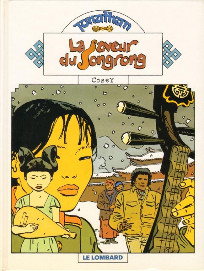 Consulter les informations sur la BD La Saveur du Songrong