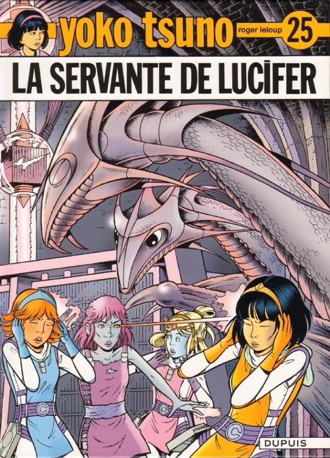 Couverture de l'album La Servante de Lucifer