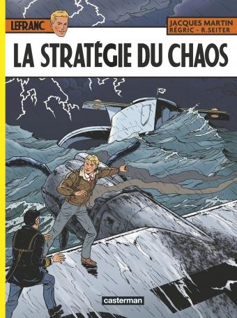 Consulter les informations sur la BD La Stratégie du chaos