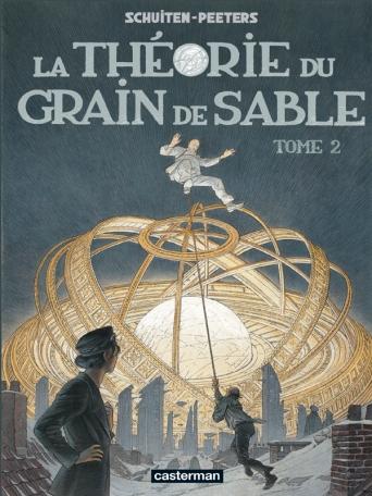 Consulter les informations sur la BD La Théorie du grain de sable - Tome 2
