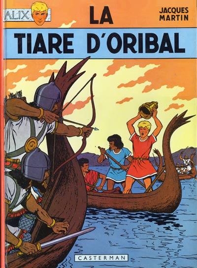 Consulter les informations sur la BD La Tiare d'Oribal