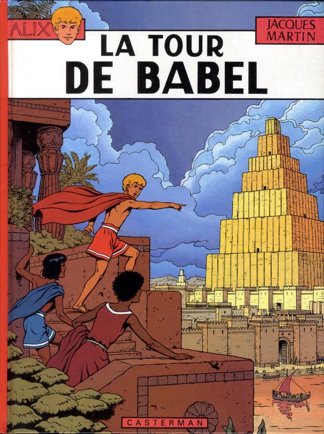 Consulter les informations sur la BD La Tour de Babel