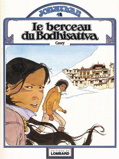 Consulter les informations sur la BD Le Berceau de Bodhisattva