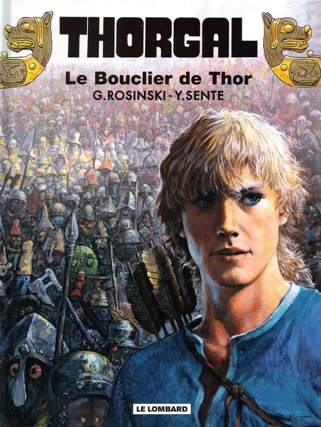 Consulter les informations sur la BD Le Bouclier de Thor