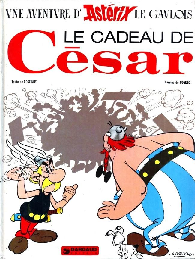 Consulter les informations sur la BD Le Cadeau de César