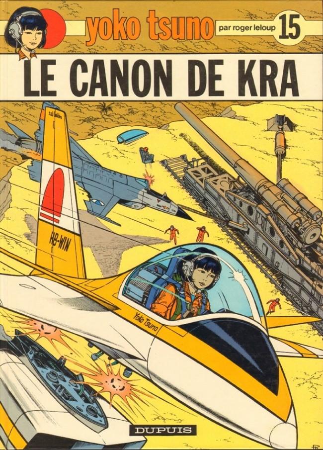 Consulter les informations sur la BD Le Canon de Kra