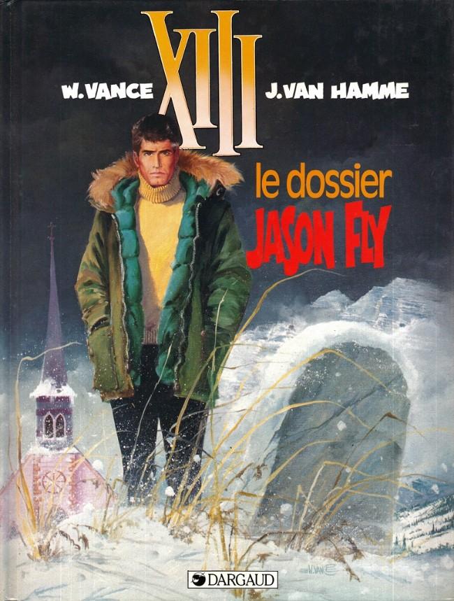 Consulter les informations sur la BD Le Dossier Jason Fly