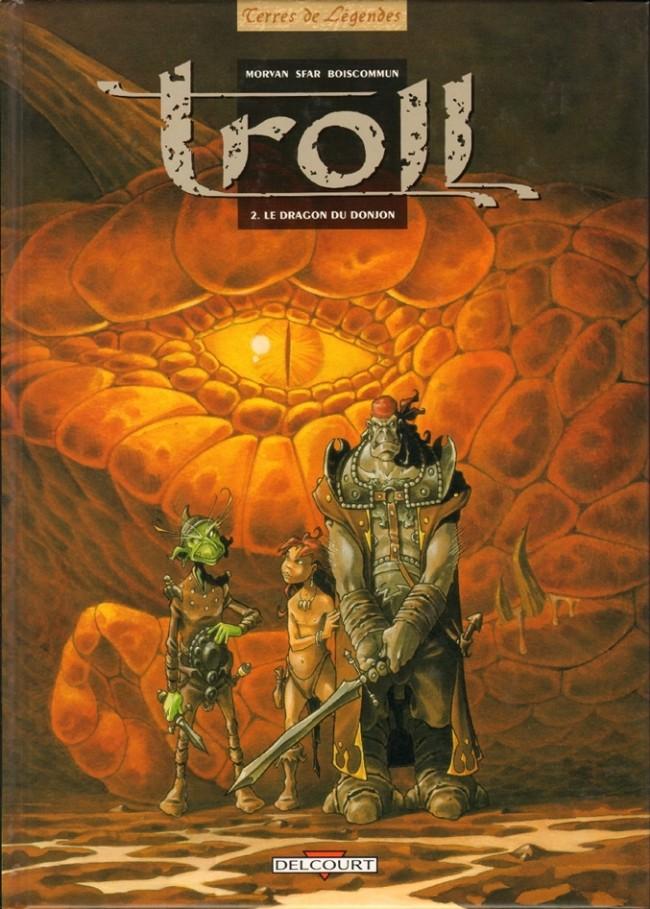 Consulter les informations sur la BD Le Dragon du Donjon