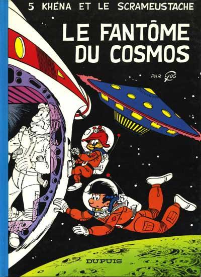 Consulter les informations sur la BD Le Fantôme du Cosmos