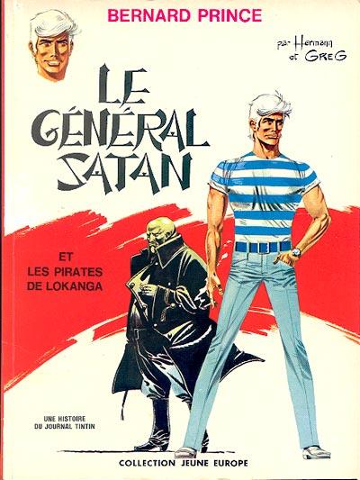 Consulter les informations sur la BD Le Général Satan
