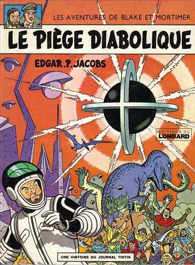 Consulter les informations sur la BD Le Piège Diabolique