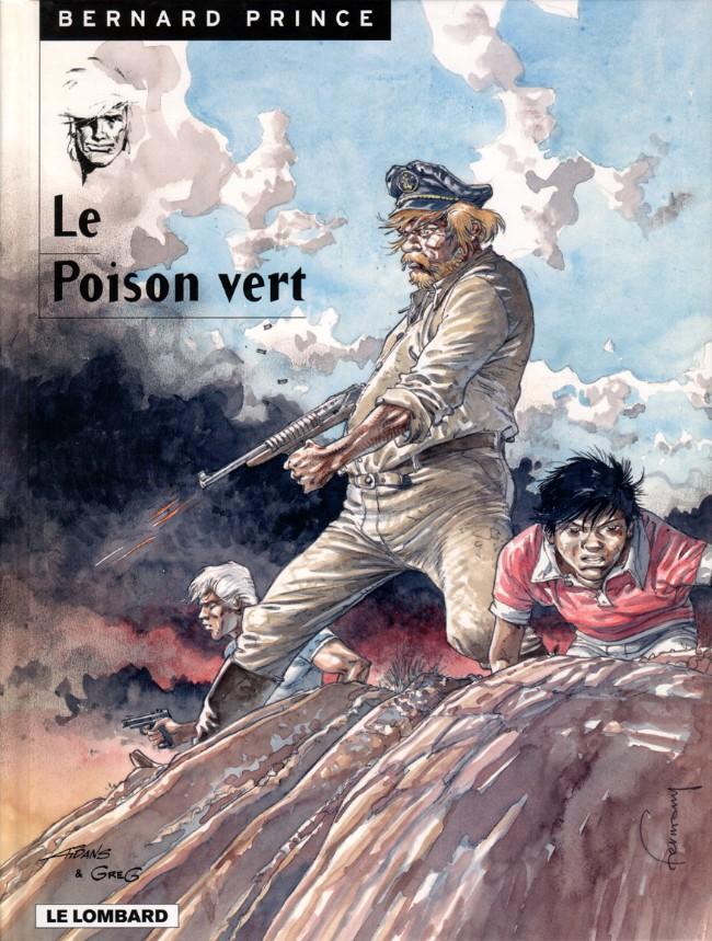 Consulter les informations sur la BD Le poison vert