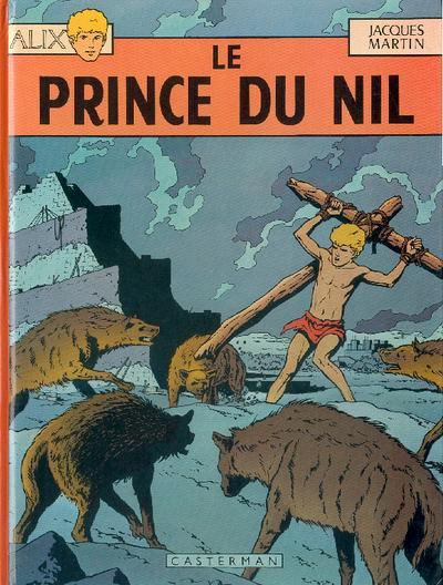Consulter les informations sur la BD Le Prince du Nil