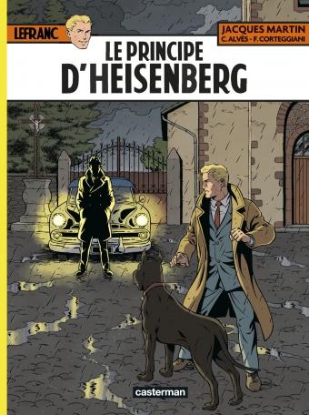 Consulter les informations sur la BD Le Principe d'Heisenberg