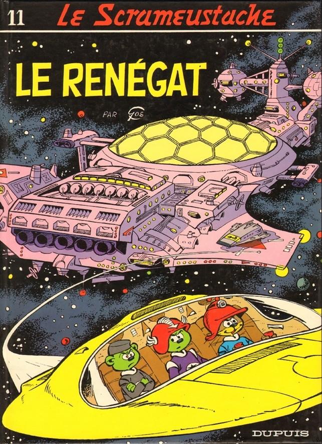 Consulter les informations sur la BD Le Renégat