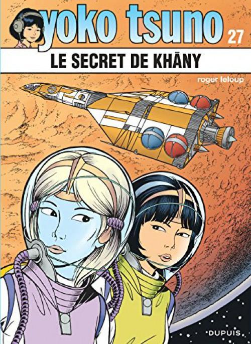 Consulter les informations sur la BD Le Secret de Khany