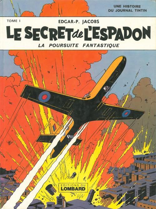 Consulter les informations sur la BD Le Secret de l'Espadon - Tome 1