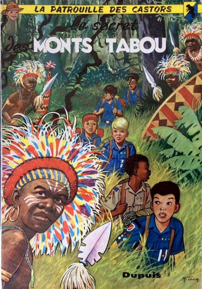 Consulter les informations sur la BD Le Secret des Monts Tabou