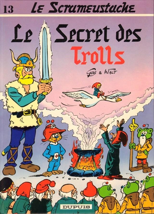 Consulter les informations sur la BD Le Secret des Trolls