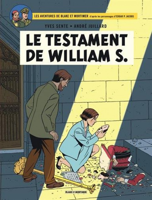 Consulter les informations sur la BD Le Testament de William S.