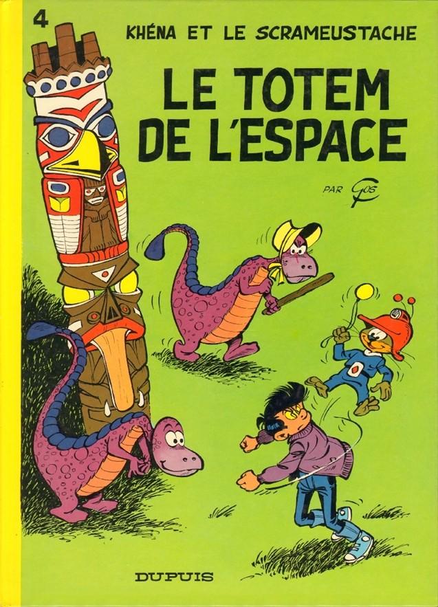 Consulter les informations sur la BD Le Totem de l'Espace