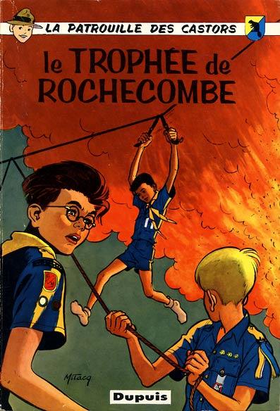 Consulter les informations sur la BD Le Trophée de Rochecombe