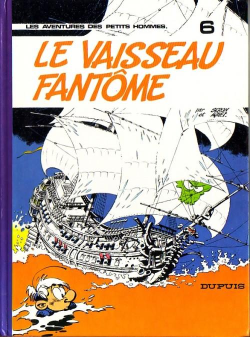 Consulter les informations sur la BD Le Vaisseau Fantome