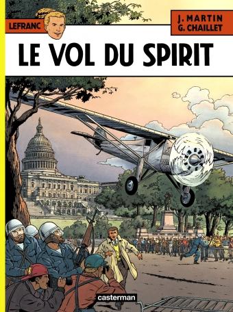 Consulter les informations sur la BD Le Vol du Spirit