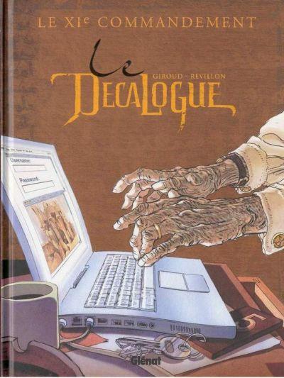Couverture de l'album Le XIe Commandement