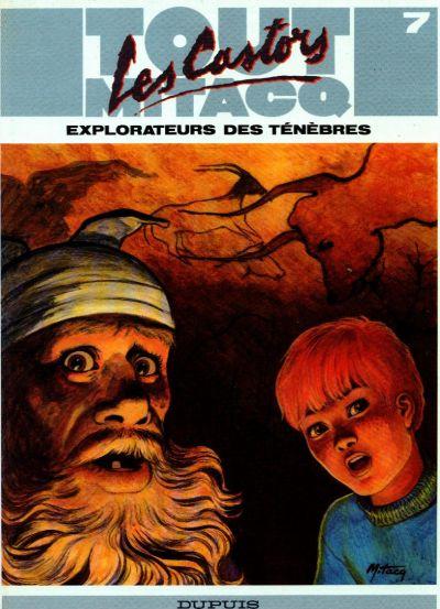Consulter les informations sur la BD Les castors - Explorateurs des ténèbres