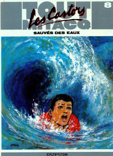 Consulter les informations sur la BD Les Castors - Sauvés des eaux