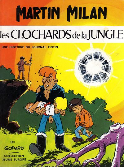 Consulter les informations sur la BD Les clochards de la jungle