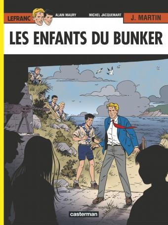 Consulter les informations sur la BD Les enfants du bunker