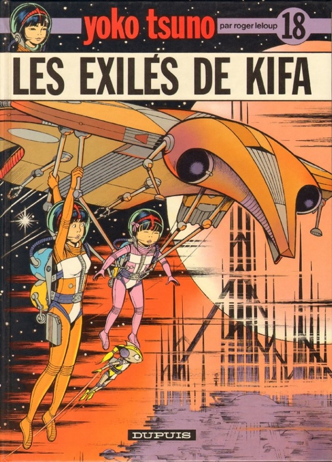Consulter les informations sur la BD Les Exiles de Kifa