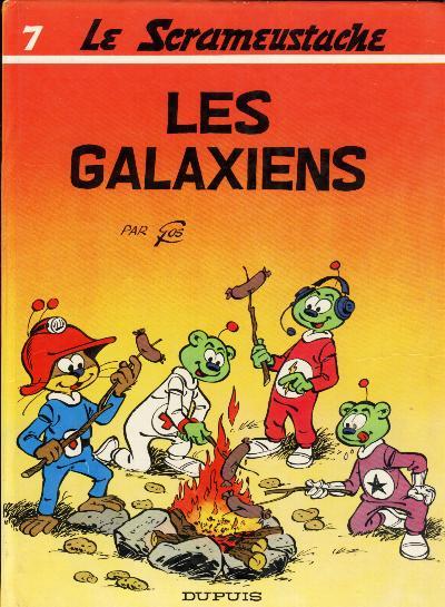 Consulter les informations sur la BD Les Galaxiens