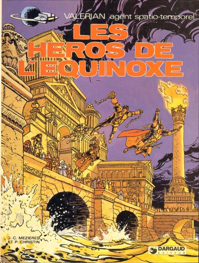 Consulter les informations sur la BD Les Héros de l'Equinoxe