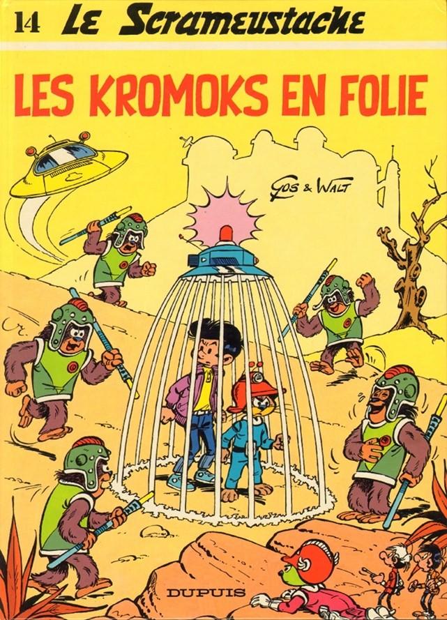 Consulter les informations sur la BD Les Kromoks en Folie