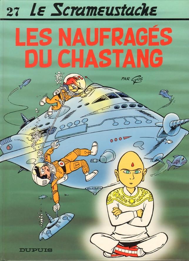 Consulter les informations sur la BD Les naufragés du Chastang