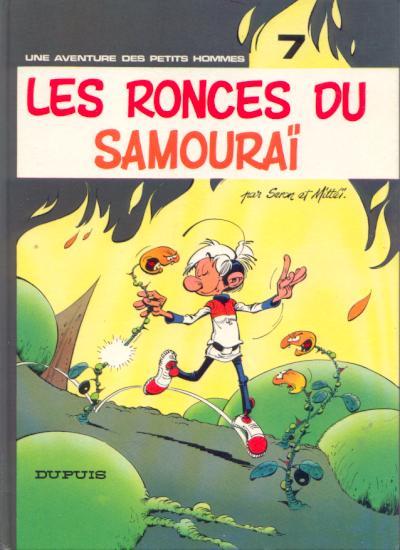 Consulter les informations sur la BD Les Ronces du Samourai