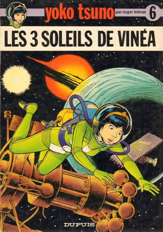 Consulter les informations sur la BD Les Trois Soleils de Vinéa