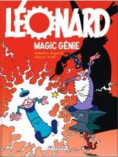Consulter les informations sur la BD Magic Génie