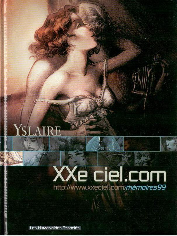 Consulter les informations sur la BD Mémoires 99