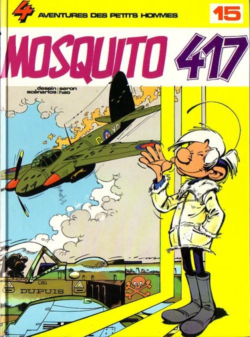 Consulter les informations sur la BD Mosquito 417