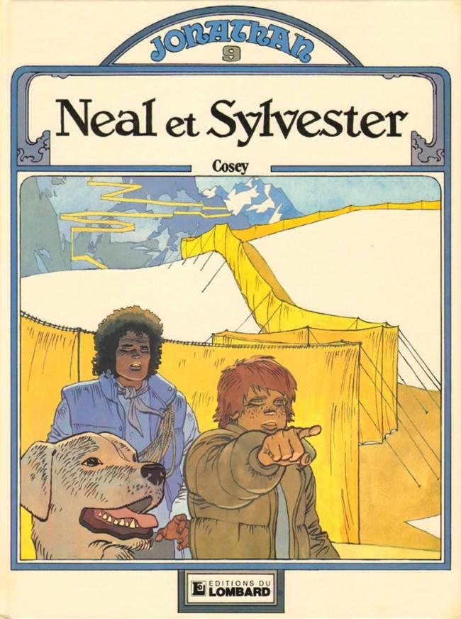 Consulter les informations sur la BD Neal et Sylvester