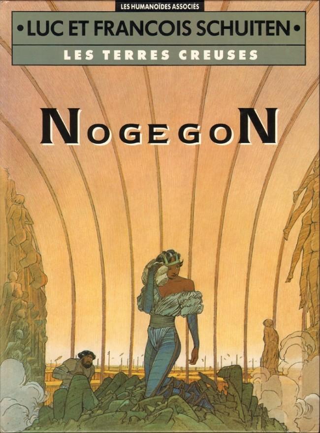 Consulter les informations sur la BD Nogegon