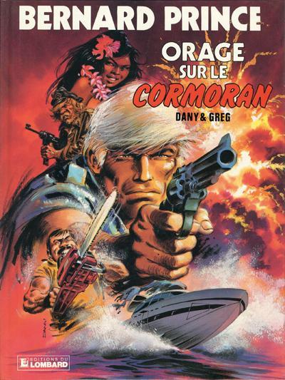 Consulter les informations sur la BD Orage sur le Cormoran