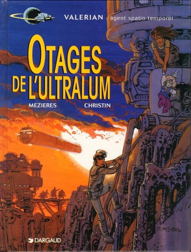 Consulter les informations sur la BD Les Otages de l'Ultralum