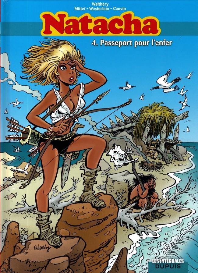 Consulter les informations sur la BD Passeport pour l'enfer