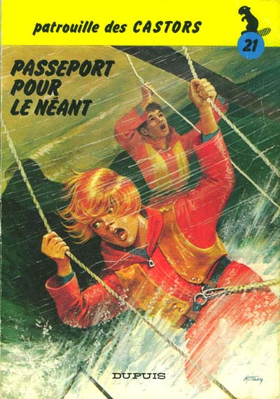 Consulter les informations sur la BD Passeport pour le Néant