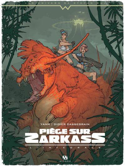 Consulter les informations sur la BD Piège sur Zarkass